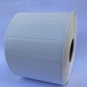 Thermal 3 across POS Label -White- 2ROLL/CTN
